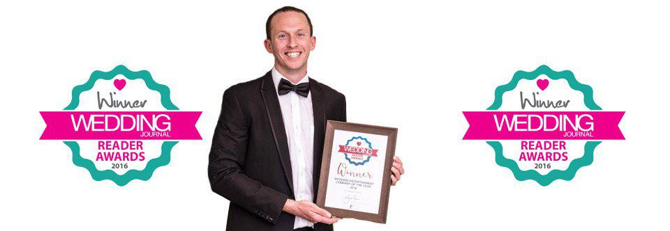 Wedding Dj Of The Year 2016 & 2017 – DJ Tommy Elliott