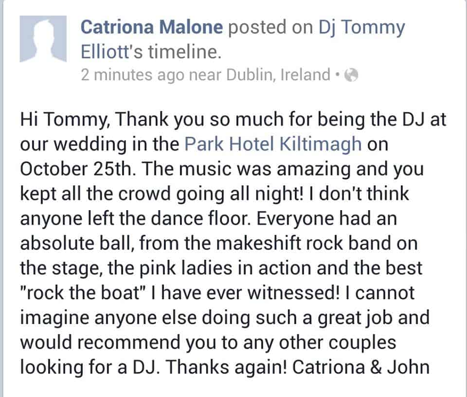DJ-Tommy-Elliott-Wedding-Nightclub-Pub-And-Party-DJ-Kiltimagh-Mayo-Ireland-042